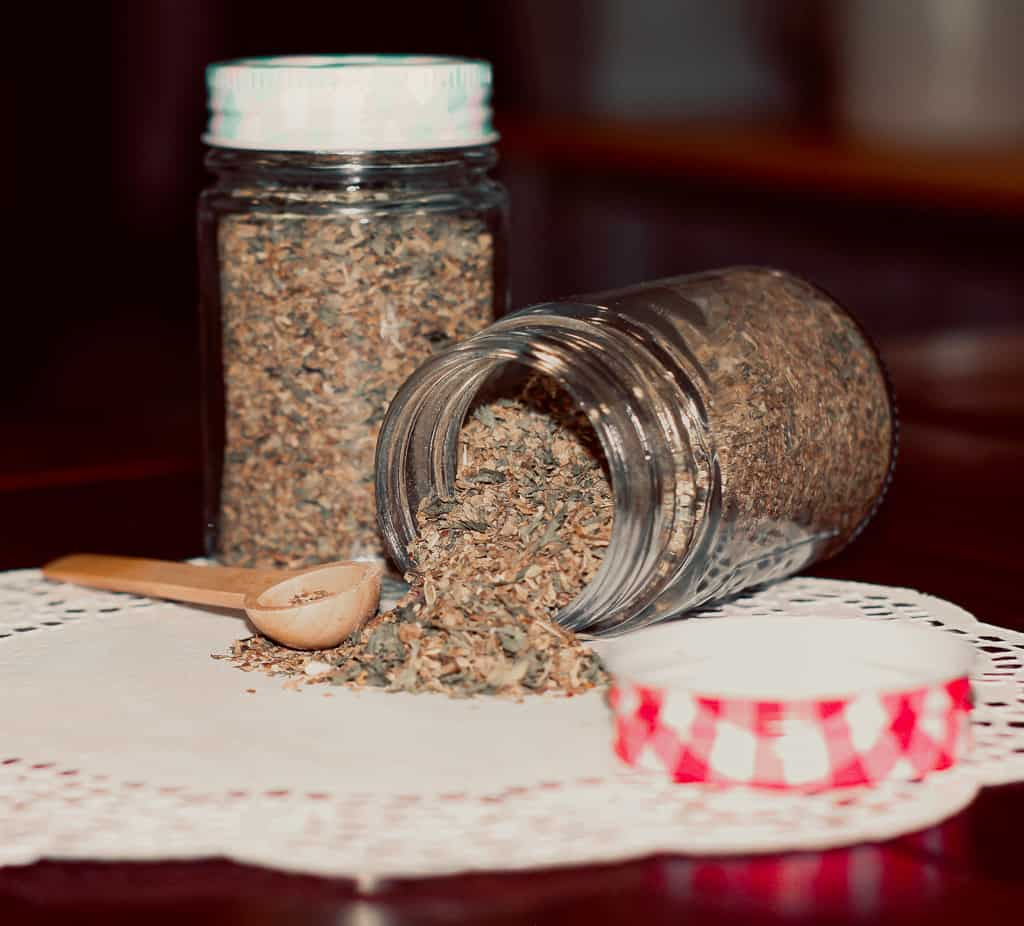 Greek seasoning could be a table salt alternative