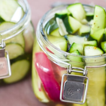 quick and easy dill pickle recipes